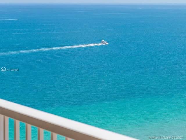 1950 S Ocean Dr Phj, Hallandale Beach, FL 33009 (MLS #A11093054) :: Berkshire Hathaway HomeServices EWM Realty