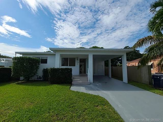 6542 SW 33rd St, Miami, FL 33155 (MLS #A11093113) :: Onepath Realty - The Luis Andrew Group