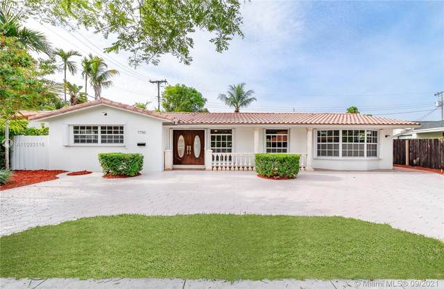 7750 SW 28th St, Miami, FL 33155 (MLS #A11093116) :: Douglas Elliman