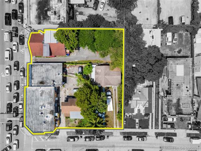 521 NW 12th Ave, Miami, FL 33136 (MLS #A11093190) :: Green Realty Properties