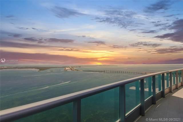 1331 Brickell Bay Dr Ph4611, Miami, FL 33131 (#A11093244) :: Posh Properties