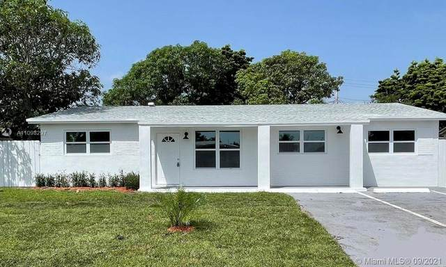 4041 NW 3rd Ave, Deerfield Beach, FL 33064 (MLS #A11093297) :: All Florida Home Team