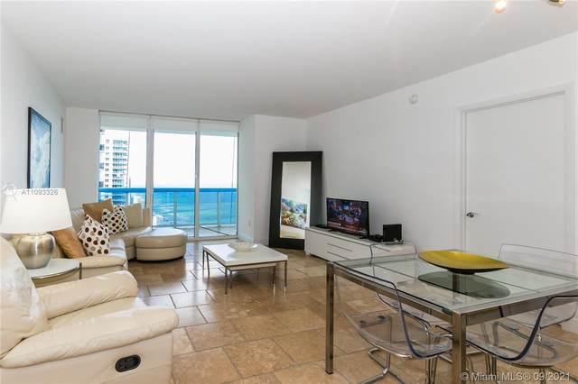 1830 S Ocean Dr #4010, Hallandale Beach, FL 33009 (MLS #A11093326) :: Berkshire Hathaway HomeServices EWM Realty