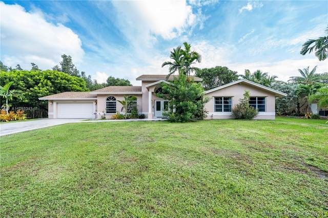 17021 SW 66th St, Southwest Ranches, FL 33331 (MLS #A11093343) :: The Rose Harris Group