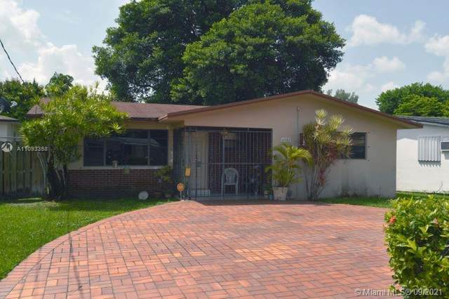 6902 SW 21st St, Miami, FL 33155 (MLS #A11093358) :: Onepath Realty - The Luis Andrew Group