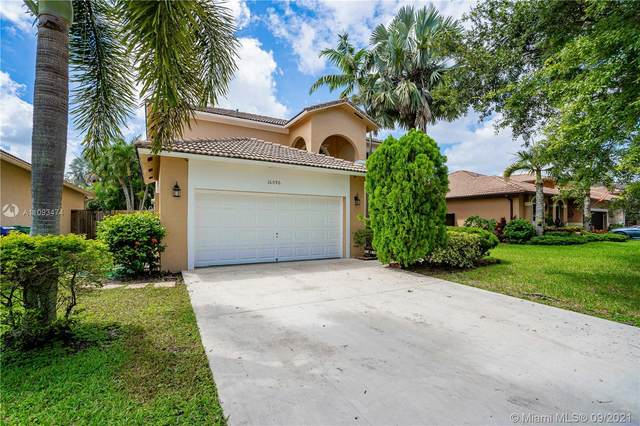 16096 SW 149th Ter, Miami, FL 33196 (MLS #A11093474) :: The Pearl Realty Group