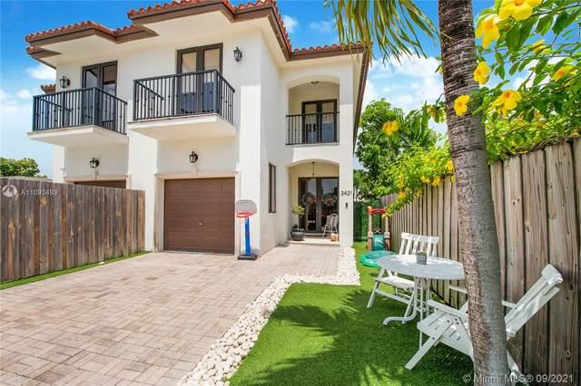 3421 SW 13th Ter #3421, Miami, FL 33145 (MLS #A11093483) :: Castelli Real Estate Services