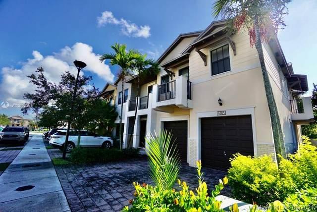 5805 NW 104 Path #5805, Doral, FL 33178 (MLS #A11093557) :: Berkshire Hathaway HomeServices EWM Realty