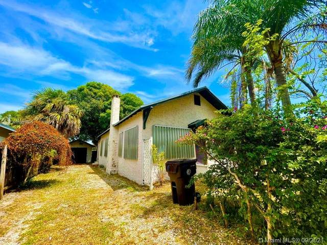 625 52nd St, West Palm Beach, FL 33407 (MLS #A11093605) :: All Florida Home Team
