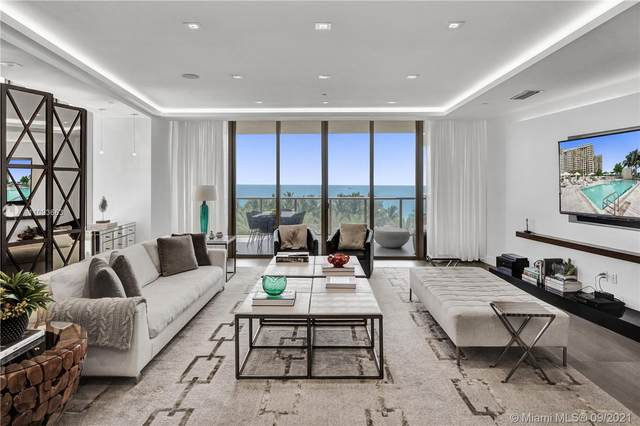 9705 Collins Ave 601N, Bal Harbour, FL 33154 (MLS #A11093663) :: Green Realty Properties