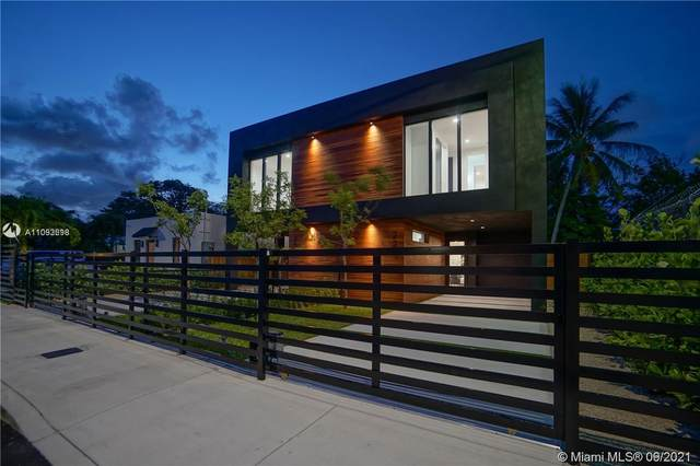 227 NW 39th St, Miami, FL 33127 (MLS #A11093698) :: Onepath Realty - The Luis Andrew Group