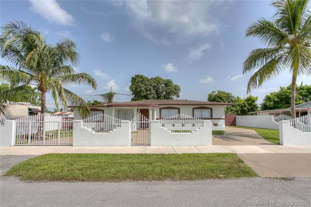 1825 NW 129th St, Miami, FL 33167 (MLS #A11093719) :: The Rose Harris Group