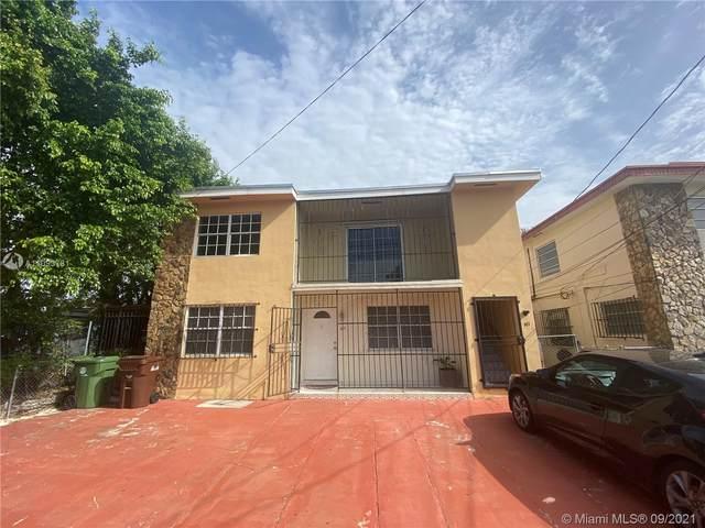 825 SE 12th St, Hialeah, FL 33010 (MLS #A11093781) :: Green Realty Properties