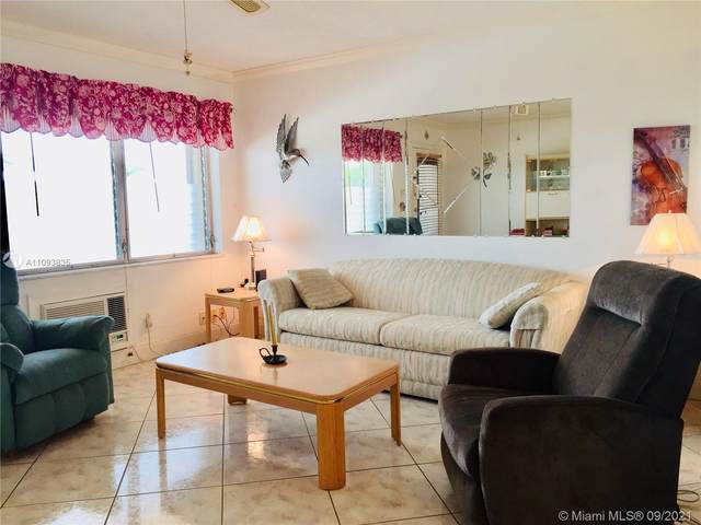925 SW 11th Ave 18J, Hallandale Beach, FL 33009 (MLS #A11093835) :: Natalia Pyrig Elite Team | Charles Rutenberg Realty