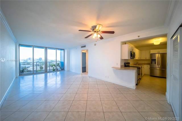 401 69th St #1107, Miami Beach, FL 33141 (MLS #A11093852) :: GK Realty Group LLC