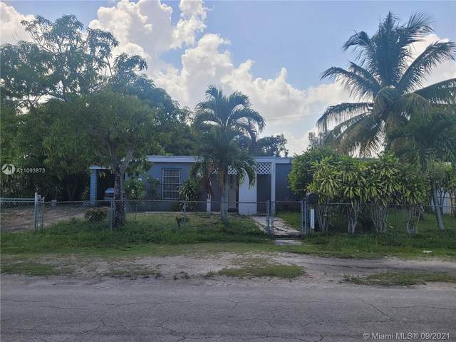12500 W Randall Park Dr, Miami, FL 33167 (MLS #A11093873) :: Jo-Ann Forster Team