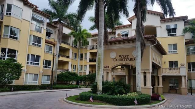 16101 Emerald Estates Dr #342, Weston, FL 33331 (MLS #A11094020) :: The Teri Arbogast Team at Keller Williams Partners SW