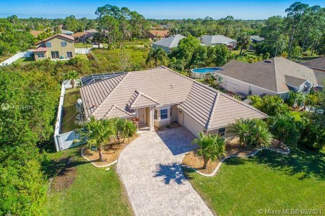 3633 SW Parsons St, Port Saint Lucie, FL 34953 (MLS #A11094095) :: Equity Realty