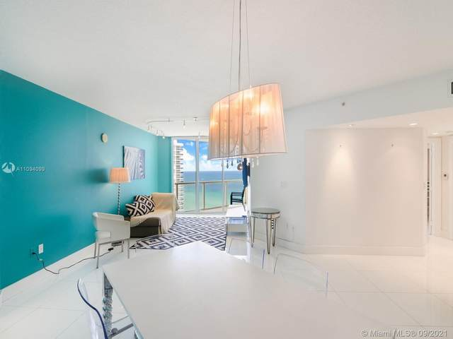 16699 Collins Ave #2306, Sunny Isles Beach, FL 33160 (MLS #A11094099) :: Green Realty Properties