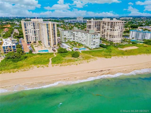 1850 S Ocean Blvd #207, Lauderdale By The Sea, FL 33062 (MLS #A11094118) :: GK Realty Group LLC