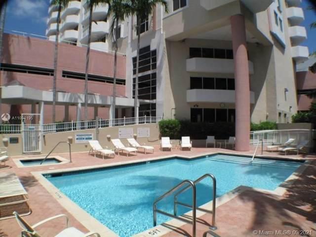 1621 Bay Rd #505, Miami Beach, FL 33139 (#A11094195) :: Posh Properties