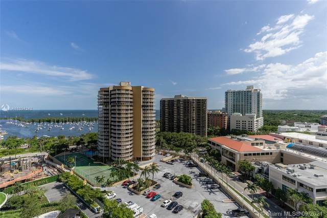 2831 S Bayshore Dr #1202, Miami, FL 33133 (MLS #A11094242) :: Jo-Ann Forster Team