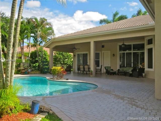15071 SW 34th St, Davie, FL 33331 (MLS #A11094270) :: Douglas Elliman