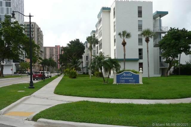 17570 W Atlantic Blvd #519, Sunny Isles Beach, FL 33160 (MLS #A11094288) :: GK Realty Group LLC