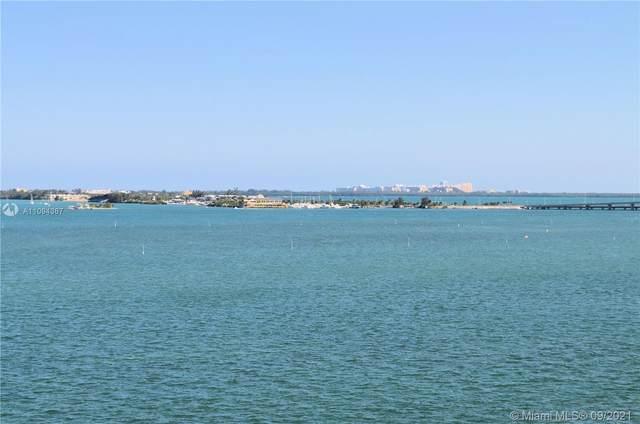 800 Claughton Island Dr #904, Miami, FL 33131 (#A11094367) :: Posh Properties