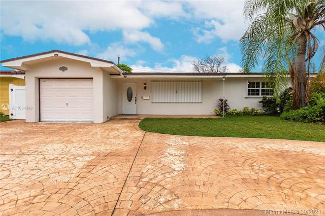 8481 NW 11th Ct, Pembroke Pines, FL 33024 (MLS #A11094396) :: The Pearl Realty Group