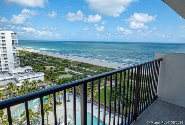 9273 Collins Ave #1107, Surfside, FL 33154 (MLS #A11094401) :: The Riley Smith Group