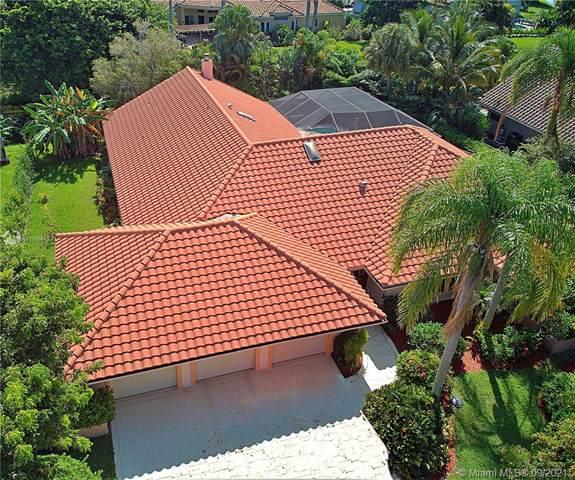 1240 Parkside Ave, Boca Raton, FL 33486 (MLS #A11094427) :: CENTURY 21 World Connection