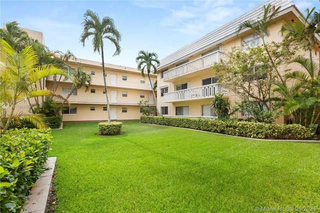 100 Edgewater Dr #112, Coral Gables, FL 33133 (MLS #A11094476) :: Douglas Elliman