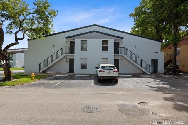 4019 N University Dr #201, Sunrise, FL 33351 (MLS #A11094514) :: GK Realty Group LLC