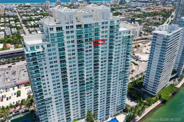 650 West Ave #3005, Miami Beach, FL 33139 (MLS #A11094519) :: Berkshire Hathaway HomeServices EWM Realty