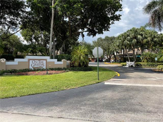 7037 Woodmont Way, Tamarac, FL 33321 (MLS #A11094564) :: Douglas Elliman