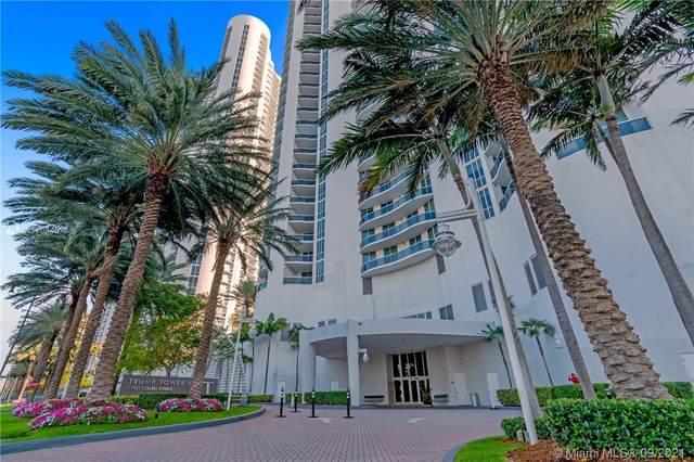 15811 Collins Ave #1802, Sunny Isles Beach, FL 33160 (MLS #A11094571) :: Berkshire Hathaway HomeServices EWM Realty