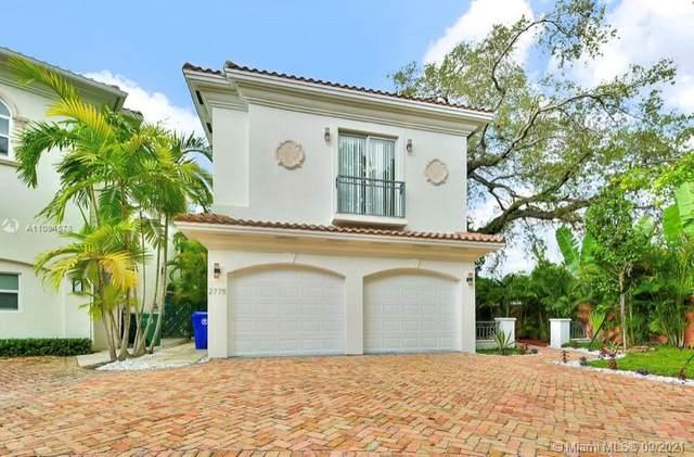 2775 Brickell Ct, Miami, FL 33129 (MLS #A11094578) :: Jo-Ann Forster Team