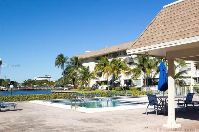 1889 S Ocean Dr #108, Hallandale Beach, FL 33009 (MLS #A11094587) :: GK Realty Group LLC