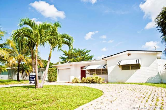 3237 Mckinley St, Hollywood, FL 33021 (MLS #A11094590) :: Re/Max PowerPro Realty