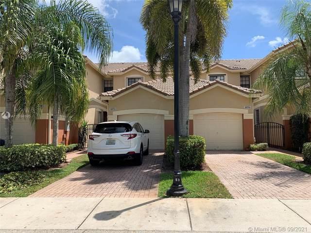4054 Timber Cove Ln #4054, Weston, FL 33332 (MLS #A11094595) :: Douglas Elliman