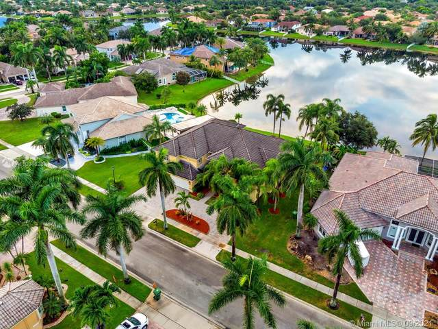 13783 NW 19th St, Pembroke Pines, FL 33028 (MLS #A11094628) :: Onepath Realty - The Luis Andrew Group