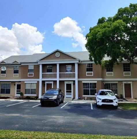 2913 Belmont Ln #2913, Cooper City, FL 33026 (MLS #A11094629) :: The Rose Harris Group
