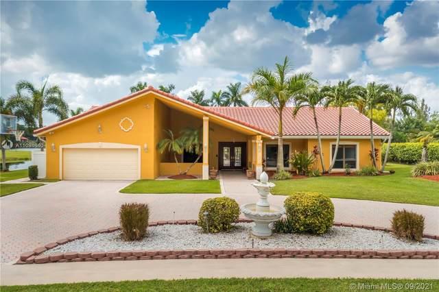 501 Ranch Rd, Weston, FL 33326 (MLS #A11094640) :: KBiscayne Realty