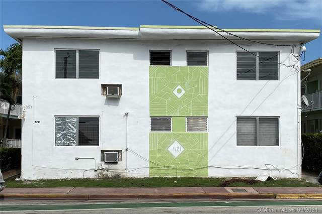 7721 Dickens Ave, Miami Beach, FL 33141 (MLS #A11094651) :: The MPH Team