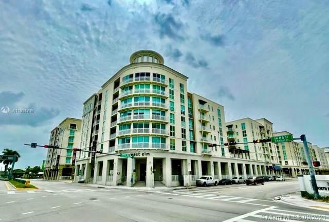 7270 N Kendall Dr B606, Miami, FL 33156 (MLS #A11094719) :: Podium Realty Group Inc