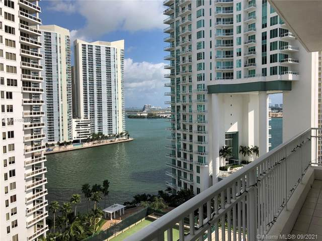 801 Brickell Key Blvd #1610, Miami, FL 33131 (MLS #A11094812) :: GK Realty Group LLC