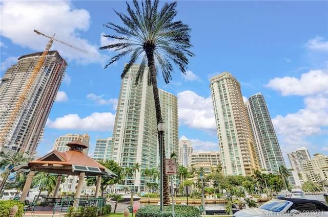511 SE 5th Ave #1915, Fort Lauderdale, FL 33301 (MLS #A11094831) :: GK Realty Group LLC