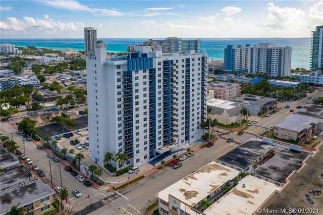 401 69th St #313, Miami Beach, FL 33141 (MLS #A11094836) :: GK Realty Group LLC