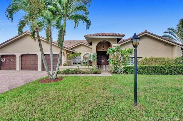 5248 NW 89th Dr, Coral Springs, FL 33067 (MLS #A11094851) :: The Rose Harris Group